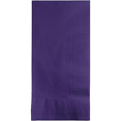 Touch of Color Purple Napkins, 100 pk