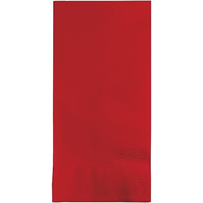 Touch of Color Classic Red Napkins, 100 pk