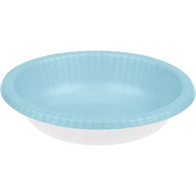 Touch of Color Pastel Blue Paper Bowls, 20 pk (173279)
