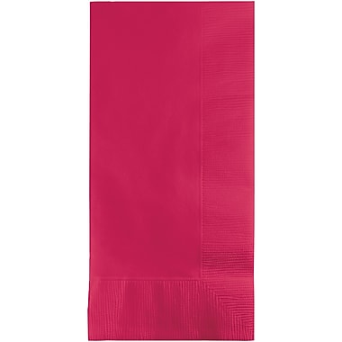 Touch of Color Hot Magenta Pink Napkins, 50 pk