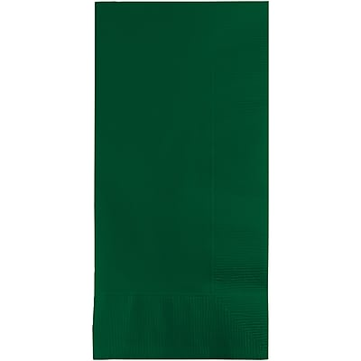 Touch of Color Hunter Green Napkins, 100 pk