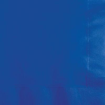Touch of Color Cobalt Blue Beverage Napkins, 50 pk
