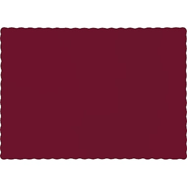 Touch of Color Burgundy Red Placemats, 50 pk (863122B)