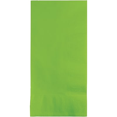 Touch of Color Fresh Lime Green Napkins, 50 pk