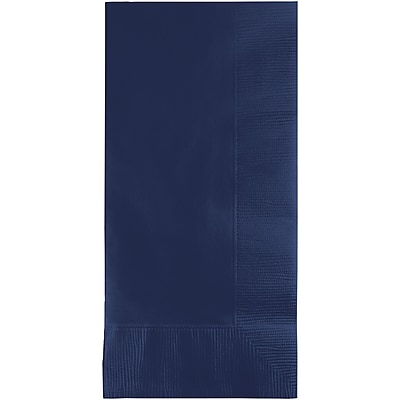 Touch of Color Navy Blue Napkins, 100 pk
