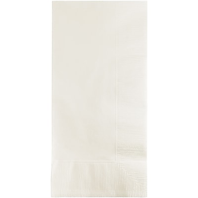 Touch of Color White Napkins, 50 pk