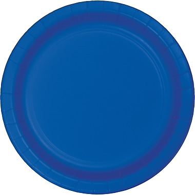 Touch of Color Cobalt Blue Dessert Plates, 24 pk (793147B)
