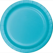 Touch of Color Bermuda Blue Dessert Plates, 24 pk (791039B)