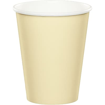 Touch of Color Ivory Cups, 24 pk (56161B)