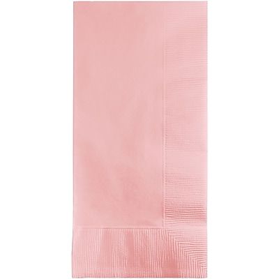 Touch of Color Classic Pink Napkins, 50 pk