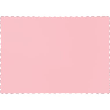 Touch of Color Classic Pink Placemats, 50 pk (863274B)