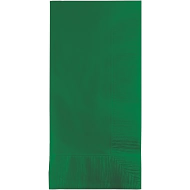 Touch of Color Emerald Green Napkins, 8.5 x 4, 50 pk