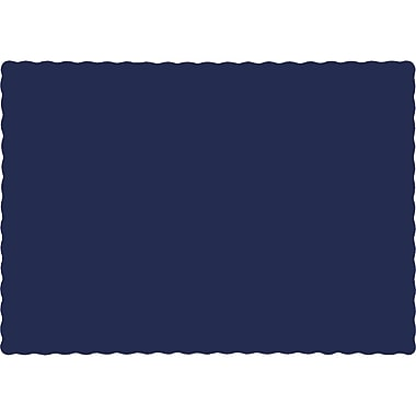 Touch of Color Navy Blue Placemats, 50 pk (863278B)