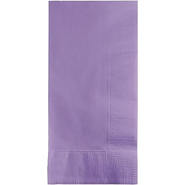 Touch of Color Luscious Lavender Purple Napkins, 8.5 x 4, 50 pk
