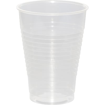 Touch of Color Clear 12 oz Plastic Cups, 20 pk (28114171) 2634458