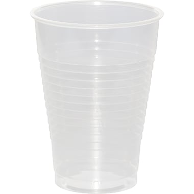 Touch of Color Clear 12 oz Plastic Cups, 20 pk (28114171)