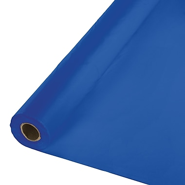 Touch of Color Cobalt Blue Plastic Banquet Roll (763147)