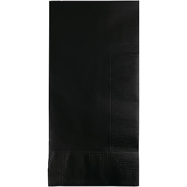 Touch of Color Black Napkins, 100 pk