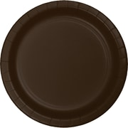 Touch of Color Chocolate Brown Dessert Plates, 24 pk (793038B)