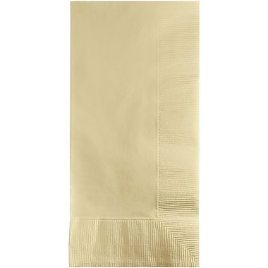 Touch of Color Ivory Napkins, 100 pk