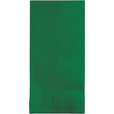 Touch of Color Emerald Green Napkins, 100 pk