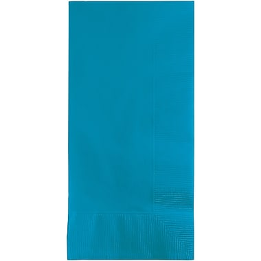 Touch of Color Turquoise Blue Napkins, 8.5 x 4, 50 pk