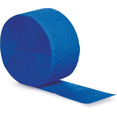 Touch of Color Cobalt Blue Streamer (073147)