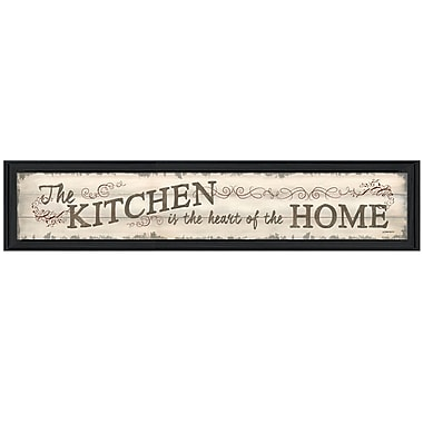 TrendyDecor4U The Kitchen is the Heart of the Home