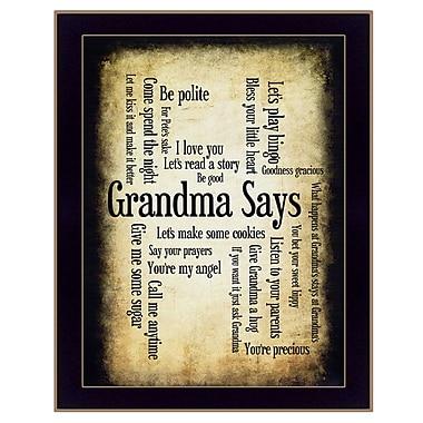 TrendyDecor4U Grandma Says-12