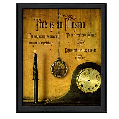 TrendyDecor4U Time is an Illusion -18