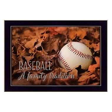 TrendyDecor4U Baseball-A Family Tradition -18