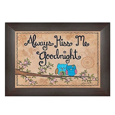 TrendyDecor4U Always Kiss Me Good Night -18
