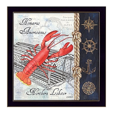 TrendyDecor4U Atlantic Lobster -12