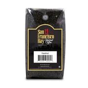 San Francisco Bay, Hazelnut, Light Roast, Caffeine, 2lb (4513)