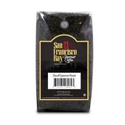 San Francisco Bay, Decaf Espresso Roast, Medium Dark Roast, Decaf, 2lb (7981)