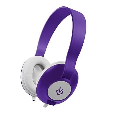 Casque d'écoute DJ 500 Phantom Overtime, violet (OTDJ500PU)