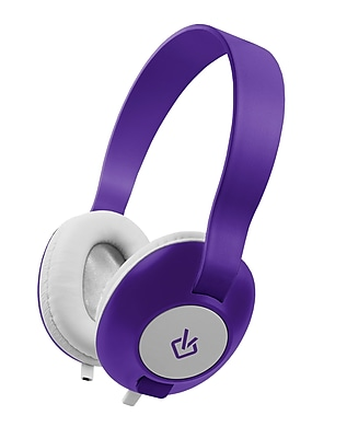 Overtime Phantom DJ500 Headphones (Purple)