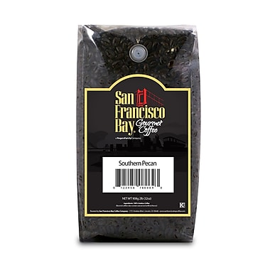 San Francisco Bay, Southern Pecan, Light Roast, Caffeine, 2, 2lb Bags (4514)