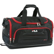 Fila Cypress Small Sport Duffel Bag (FL-SD-4619-BKRD)