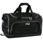 Fila Cypress Small Sport Duffel Bag (FL-SD-4619-BKGY)
