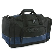 Perry Ellis Business Duffel Bag - Medium (PE-SD-A322-BKNY)