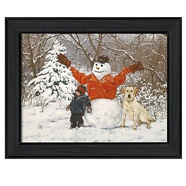 TrendyDecor4U Buddies, snowmen -16
