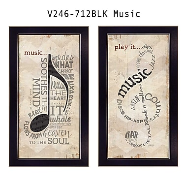 TrendyDecor4U Music -2-9