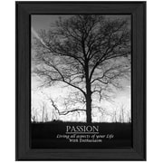 "TrendyDecor4U Passion-12""x16"" Framed Print (ME16C-405)"