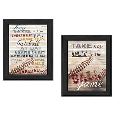 TrendyDecor4U Baseball -2 - 12