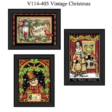 TrendyDecor4U Vintage Christmas -2-12