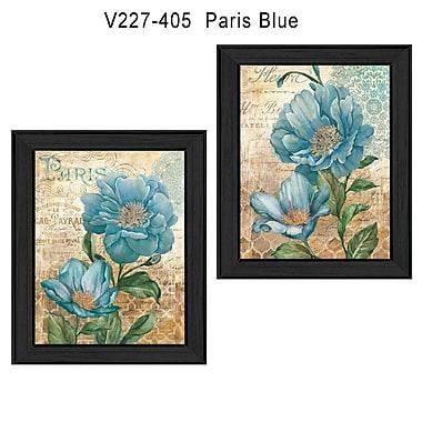 TrendyDecor4U Paris Blue -2-12