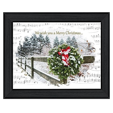 TrendyDecor4U We Wish You a Merry Christmas -9