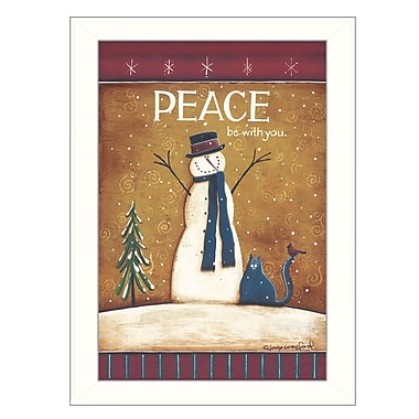 TrendyDecor4U Peace Be with You- 16