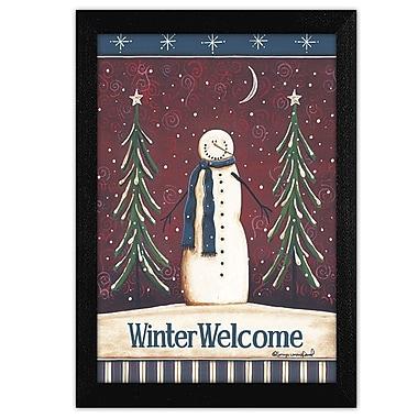 TrendyDecor4U Winter welcome -16